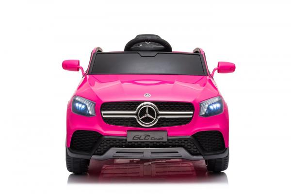 Masinuta electrica Mercedes GLC Coupe 50W 12V STANDARD #Roz 1