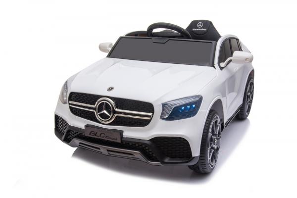 Masinuta electrica Mercedes GLC Coupe 50W 12V STANDARD #Alb 5