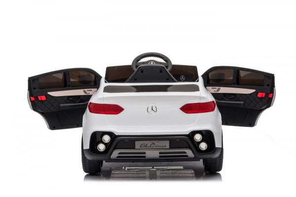 Masinuta electrica Mercedes GLC Coupe 50W 12V STANDARD #Alb 4