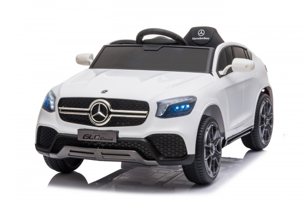 Masinuta electrica Mercedes GLC Coupe 50W 12V STANDARD #Alb 0