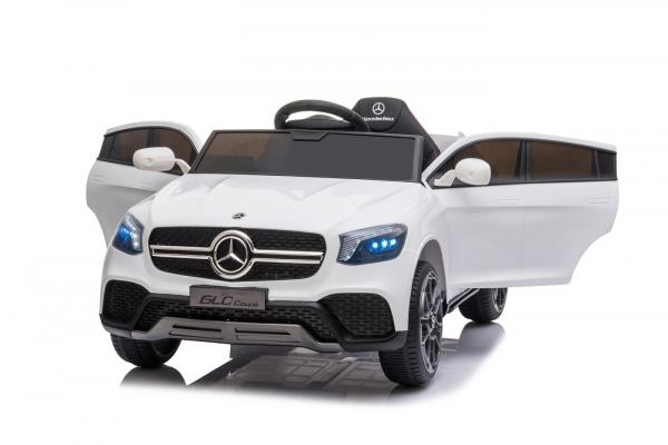 Masinuta electrica Mercedes GLC Coupe 50W 12V STANDARD #Alb 3