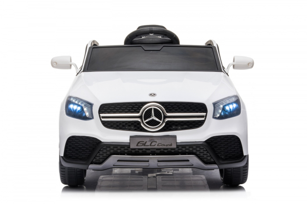 Masinuta electrica Mercedes GLC Coupe 50W 12V STANDARD #Alb [2]
