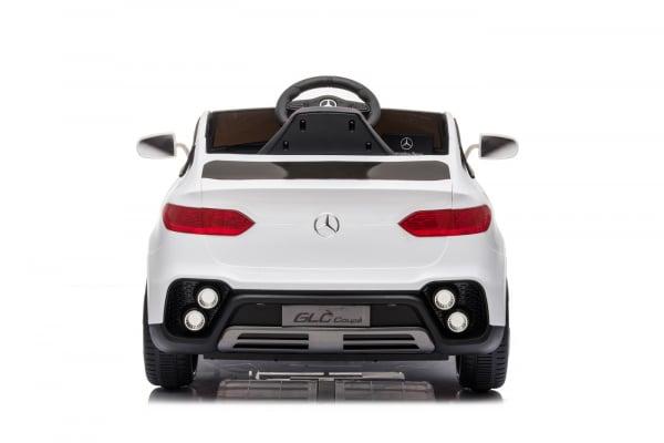 Masinuta electrica Mercedes GLC Coupe 50W 12V STANDARD #Alb [1]