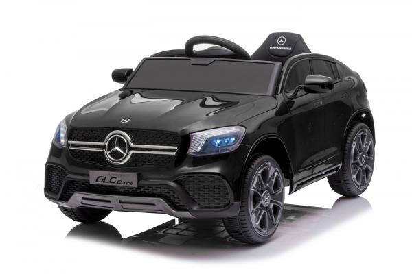 Masinuta electrica Mercedes GLC Coupe 50W 12V STANDARD #Negru 0