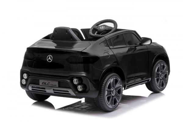 Masinuta electrica Mercedes GLC Coupe 50W 12V STANDARD #Negru 1