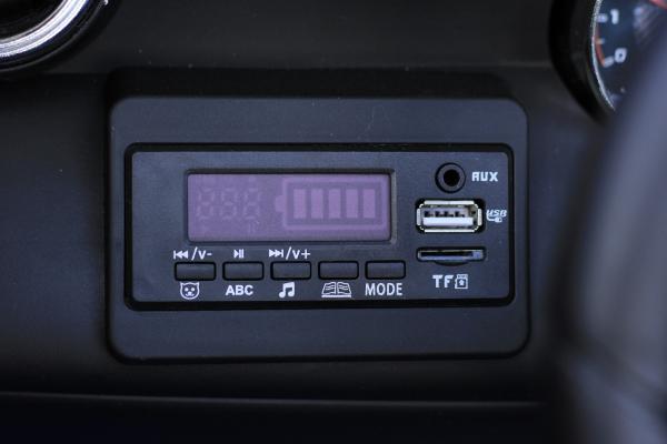Masinuta electrica Mercedes GLC63s AMG 4x4 180W PREMIUM #Albastru 9