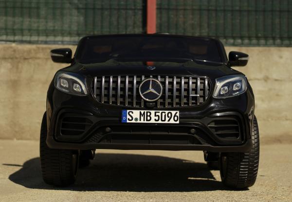 Masinuta electrica Mercedes GLC63s AMG 4x4 STANDARD #Negru 1