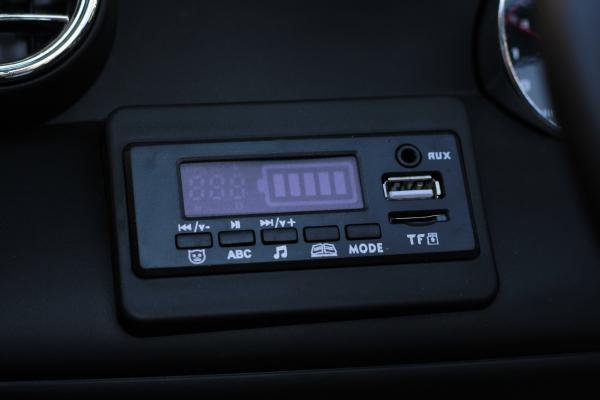 Masinuta electrica Mercedes GLC63s AMG 4x4 STANDARD #Negru 10