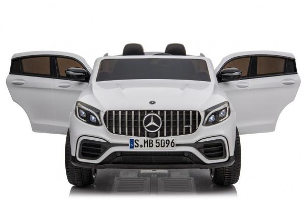 Masinuta electrica Mercedes GLC63s AMG 4x4 STANDARD #Alb 1