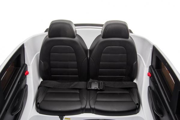 Masinuta electrica Mercedes GLC63s AMG 4x4 STANDARD #Alb 3
