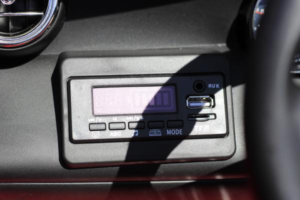 Masinuta electrica Mercedes GLC63s AMG 4x4 STANDARD #Rosu 7