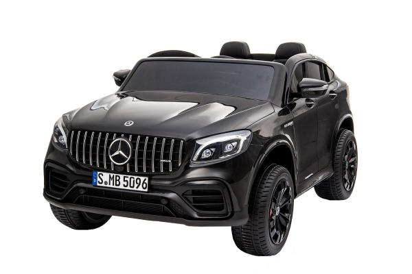 Masinuta electrica Mercedes GLC63s AMG 4x4 STANDARD #Negru 0