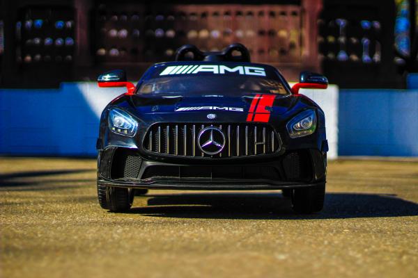 Masinuta electrica pentru copii 2-5 ani Mercedes GT-R 7
