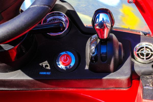 Masinuta electrica Mercedes SLS STANDARD 2x 25W 12V # Rosu 10