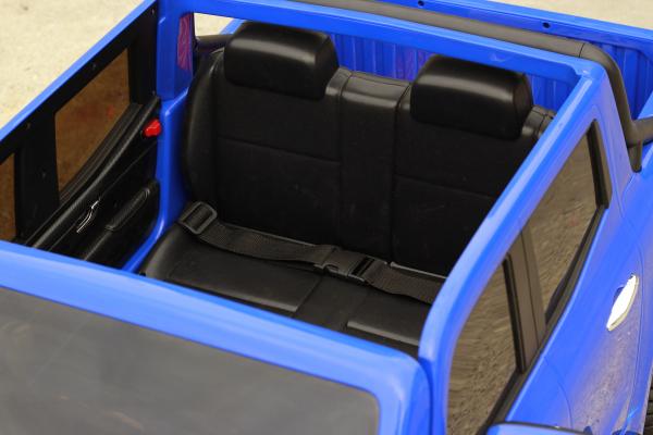Masinuta electrica Mercedes X-Class 2x45W STANDARD #Albastru 12