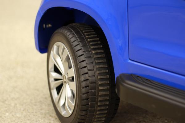 Masinuta electrica Mercedes X-Class 2x45W STANDARD #Albastru 17