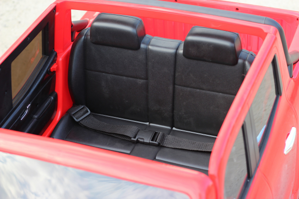 Masinuta electrica Mercedes X-Class 2x45W STANDARD #Rosu 8