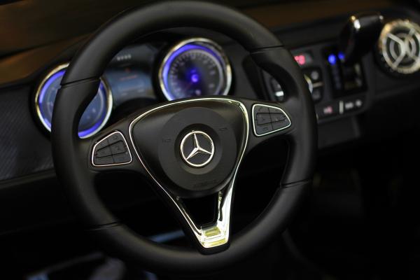 Masinuta electrica Mercedes pentru copii 2 - 6 ani [15]