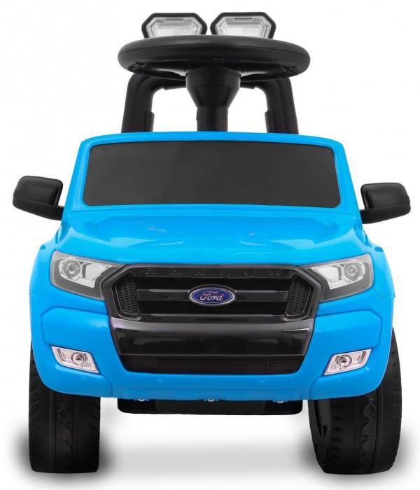 Masinuta electrica pentru copii Ford Ranger 25W 6V STANDARD #Albastru [3]
