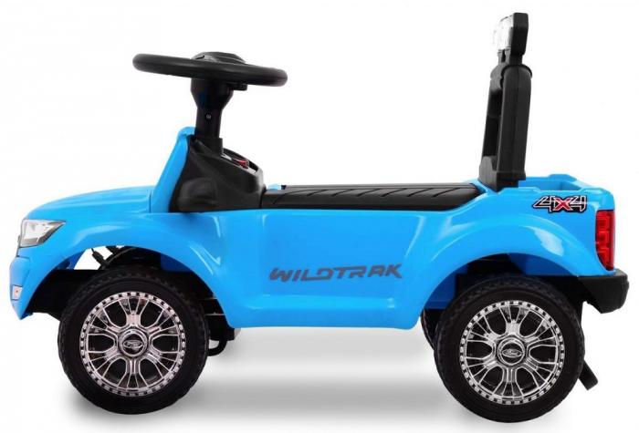 Masinuta electrica pentru copii Ford Ranger 25W 6V STANDARD #Albastru [2]
