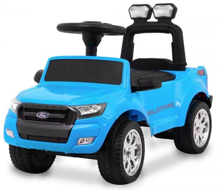 Masinuta electrica pentru copii Ford Ranger 25W 6V STANDARD #Albastru [0]