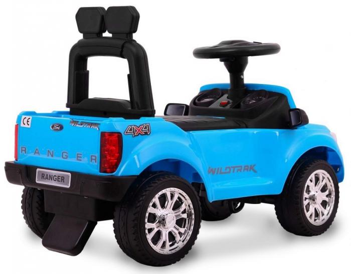 Masinuta electrica pentru copii Ford Ranger 25W 6V STANDARD #Albastru [1]