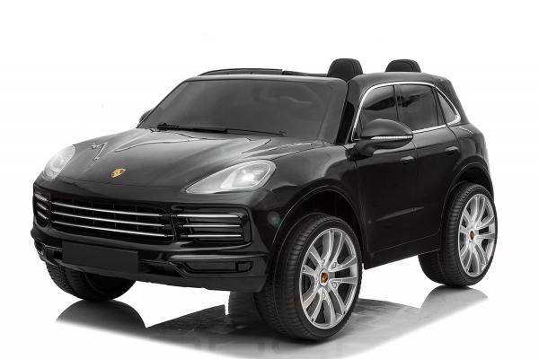 Masinuta electrica Porsche Cayenne XXL PREMIUM #Negru 0