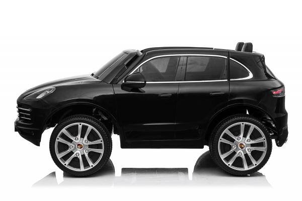 Masinuta electrica Porsche Cayenne XXL PREMIUM #Negru 2