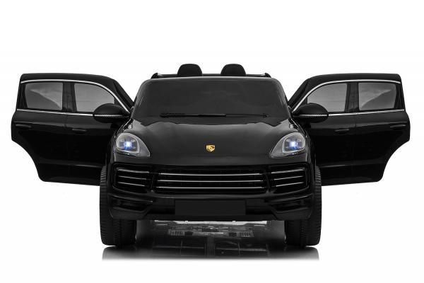 Masinuta electrica Porsche Cayenne XXL PREMIUM #Negru 1