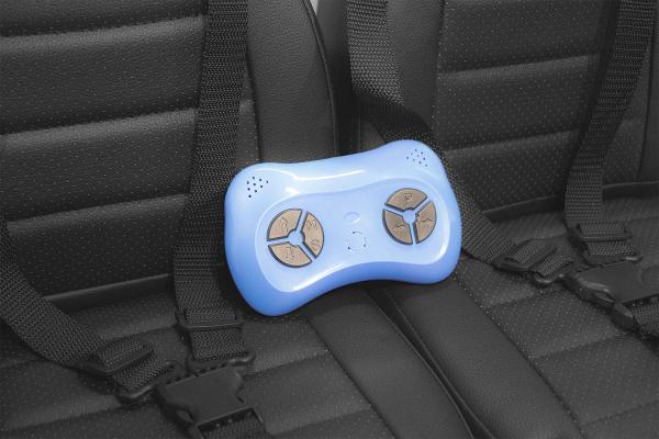 Masinuta electrica copii Mercedes G63 XXL, 180W, rosu [6]