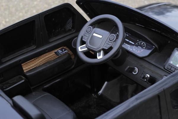 Masinuta electrica Range Rover Vogue HSE STANDARD  #Negru 10