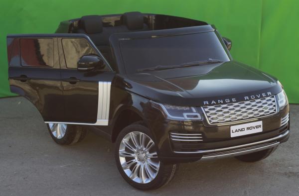 Masinuta electrica Range Rover Vogue HSE STANDARD  #Negru 4