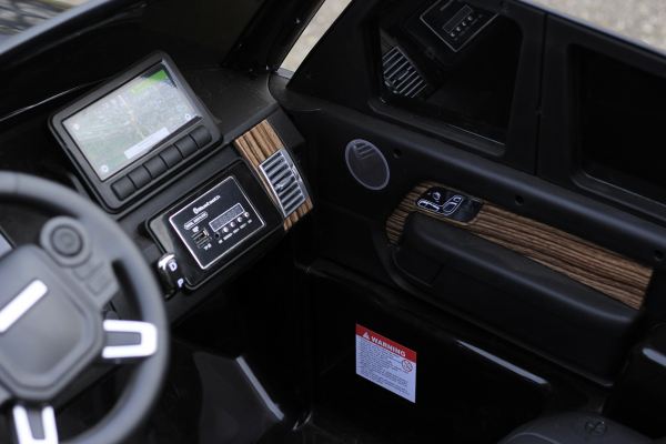 Masinuta electrica Range Rover Vogue HSE STANDARD  #Negru 12
