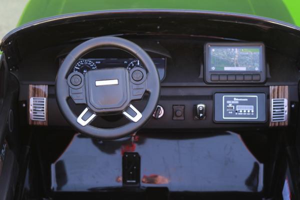 Masinuta electrica Range Rover Vogue HSE STANDARD  #Negru 7