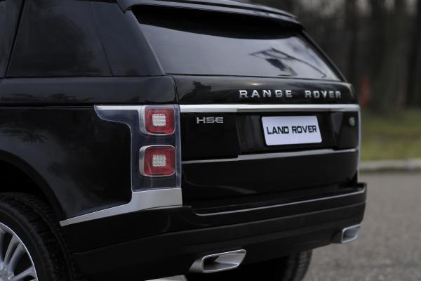 Masinuta electrica Range Rover Vogue HSE STANDARD  #Negru 6