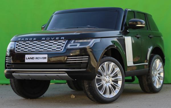 Masinuta electrica Range Rover Vogue HSE STANDARD  #Negru 2