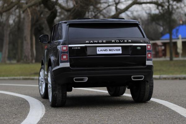 Masinuta electrica Range Rover Vogue HSE STANDARD  #Negru 3