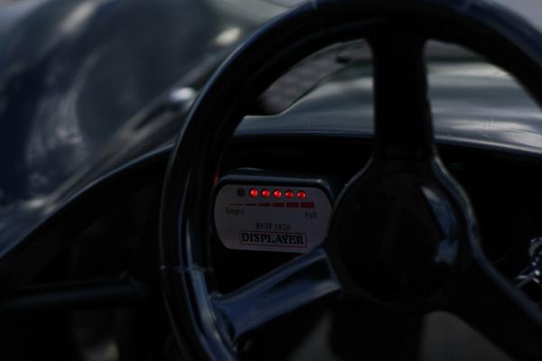 Masinuta electrica RAZER GT 48V 1000W cu 2 viteze #Negru 7