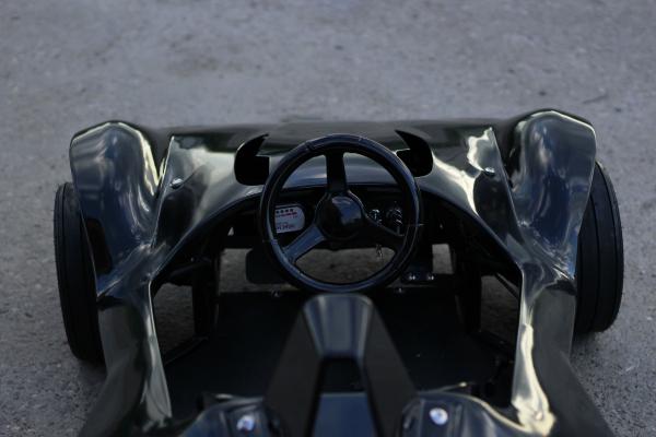 Masinuta electrica RAZER GT 48V 1000W cu 2 viteze #Negru 6