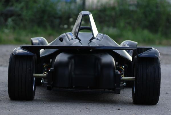 Masinuta electrica RAZER GT 48V 1000W cu 2 viteze #Negru 4