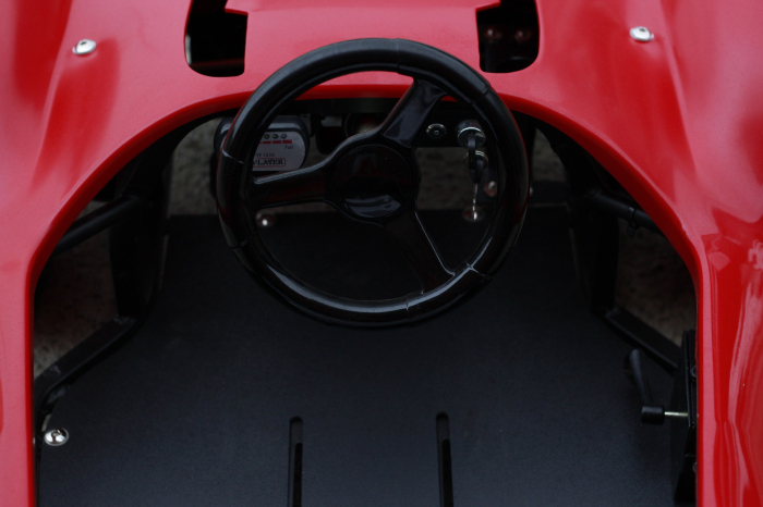Masinuta electrica RAZER GT 48V 1000W cu 2 viteze #Rosu 6