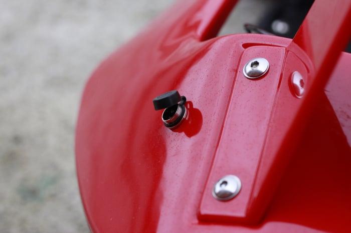 Masinuta electrica RAZER GT 48V 1000W cu 2 viteze #Rosu 9