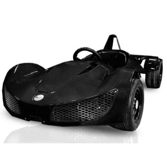 Masinuta electrica RAZER GT 48V 1000W cu 2 viteze #Negru 0