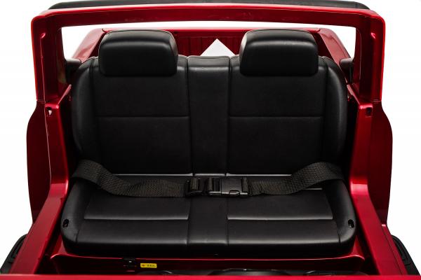 Masinuta electrica Mercedes X-Class 2x45W STANDARD #Albastru 4