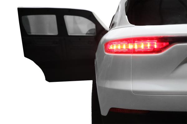 Masinuta electrica Porsche Cayenne XXL PREMIUM #Alb 1