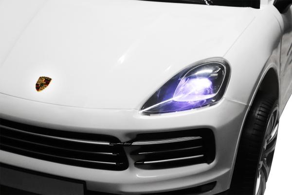 Masinuta electrica Porsche Cayenne XXL PREMIUM #Alb 2