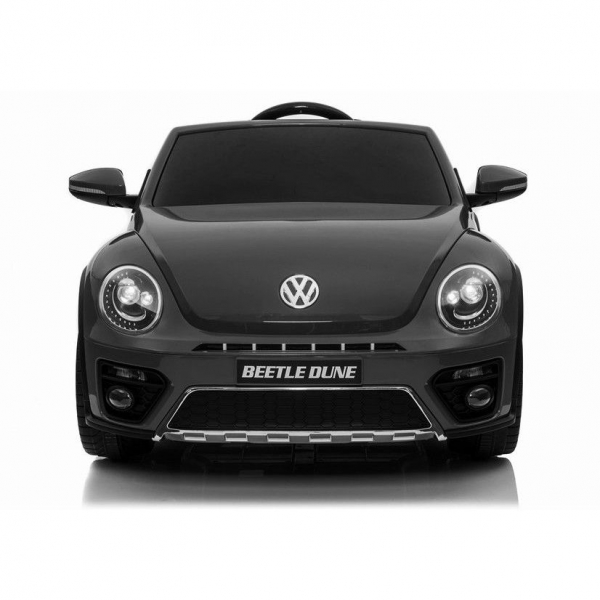 Masinuta electrica VW Beetle Dune Cabrio STANDARD #Negru 1