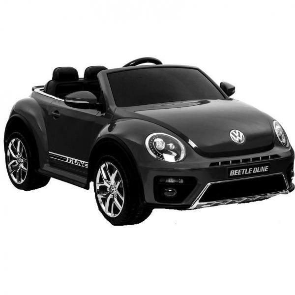 Masinuta electrica VW Beetle Dune Cabrio STANDARD #Negru 3