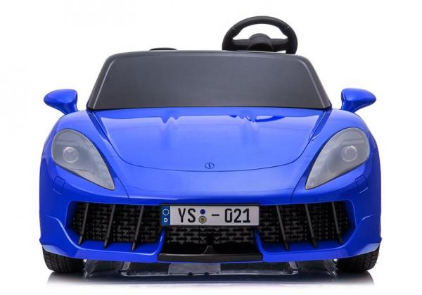 Masinuta electrica YSA021A 180W 24V PREMIUM #Albastru [1]