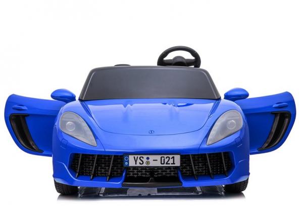 Masinuta electrica YSA021A 180W 24V PREMIUM #Albastru [3]